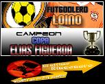Futgoolero Loino , Ganador EL Ultimo Rinconero y Campeón Copa Elias Figueroa