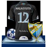 Camiseta Málaga CF para avatar 4-3f7811d