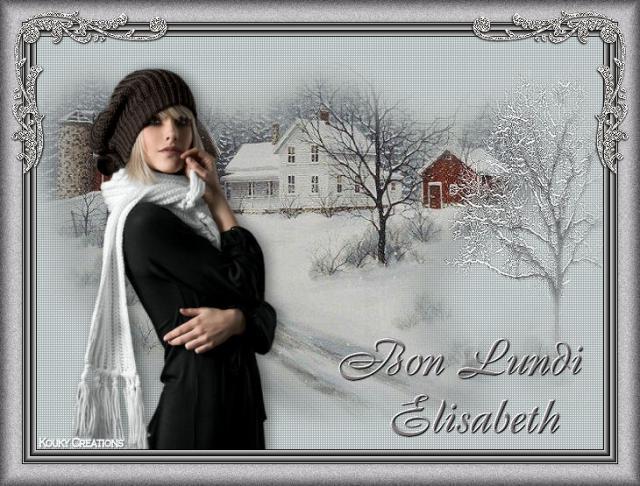 Bon LUNDI 13 JANVIER Elisabeth-4335617-434afab