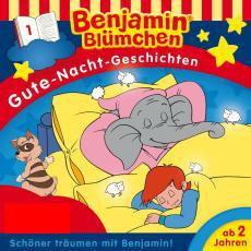 Benjamin Bluemchen - Gute Nacht Geschichten - Folge 1-14