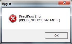 [Résolu] RM2003 Directdraw Error 1-3e2dac2