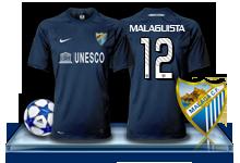 Camiseta Málaga CF para avatar 12-3f78177