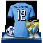 Camiseta Málaga CF para avatar 2-3f78163