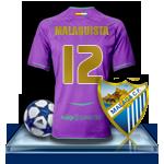 Camiseta Málaga CF para avatar 4-3f7a18e