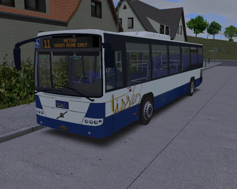 Volvo 8700 RLE Volvo8700rle38-40f1596