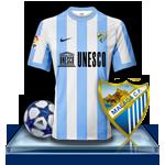 Camiseta Málaga CF para avatar 1-3f780c0