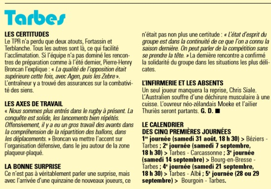Béziers - Tarbes 10476_img060rdzaza-4074b05