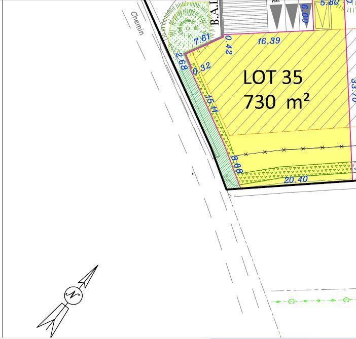 Besoin d 39 avis sur plan de maison de 90 20 m2 en r 1 76 for Orientation maison sur terrain
