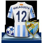 Camiseta Málaga CF para avatar 2-3f77f74