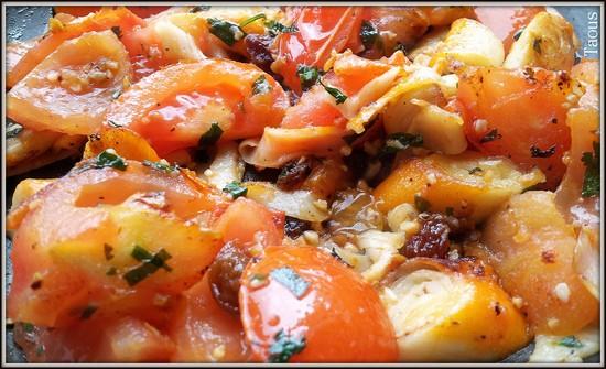 tartine-surimi-tomate-raisin-taous