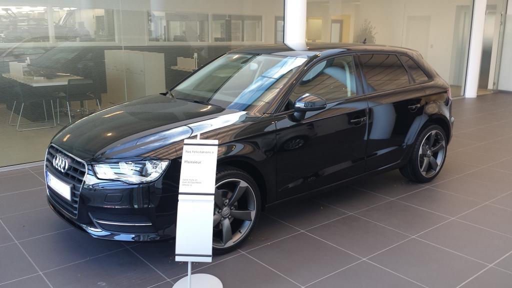 Accessoires Audi A3 8v