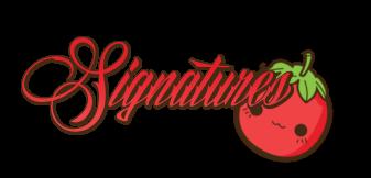 La galerie tomatesque de Kai le pigeon. Signatures-4197747